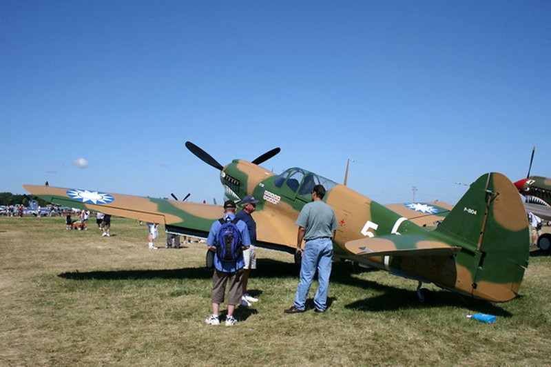 P-40 Warhawk (3)