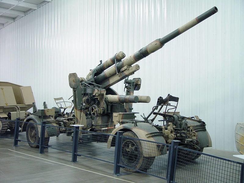 高射炮36-37 88毫米(1)