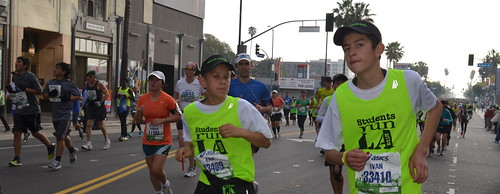 Los Angeles Marathon 2013 | by Melissa Wall
