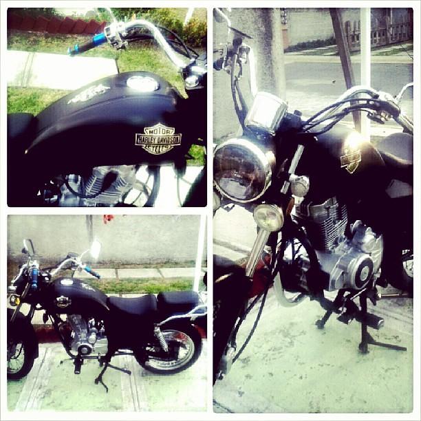 Vendo carteira Harley Davidson (homem)