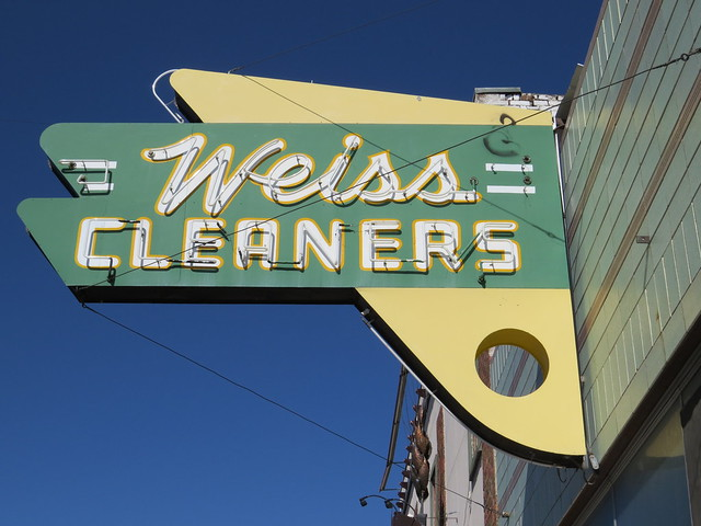 Weiss Cleaners
