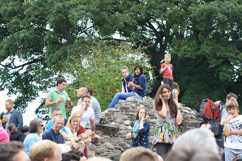 Abergavenny Food Festival (Dickie-Dai-Do)