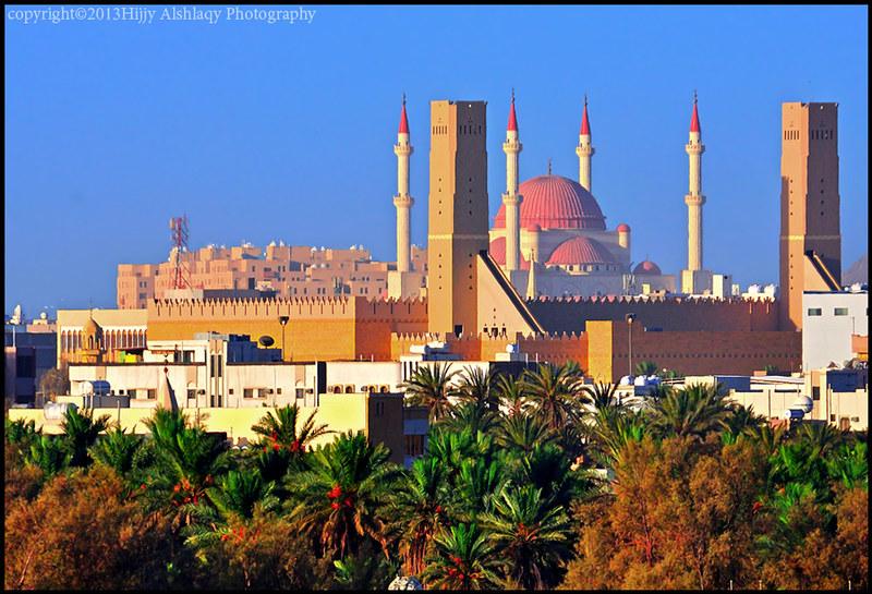 جامع الملك فهد بحائل