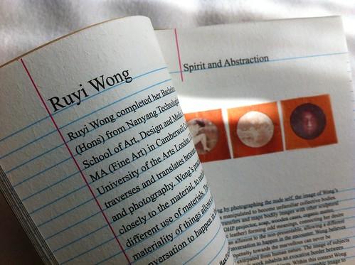 Artitute - Art Booklet 01 - Ruyi Wong