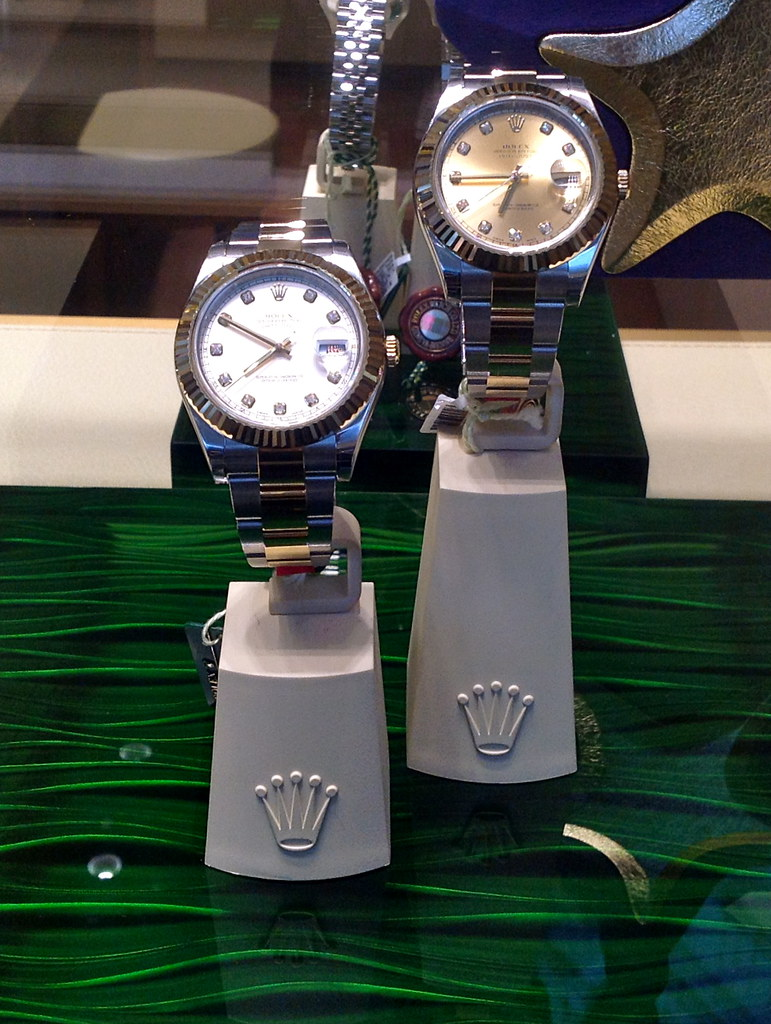 Rolex boutique at Raffi Jewellers - Rolex watches for sale
