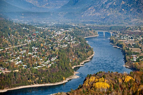 Castlegar, Columbia Valley, Kootenay Rockies, British Columbia, Canada