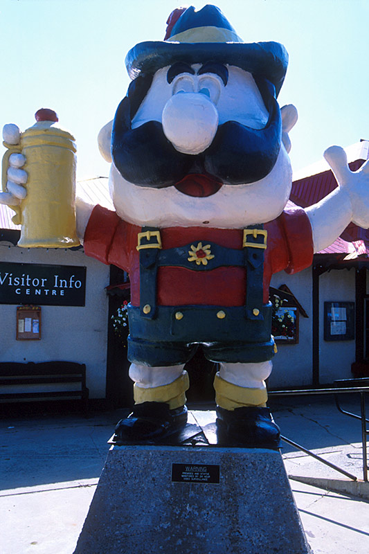 Kimberley Mascot, Kimberley, BC Rockies, Kootenay Rockies, British Columbia, Canada