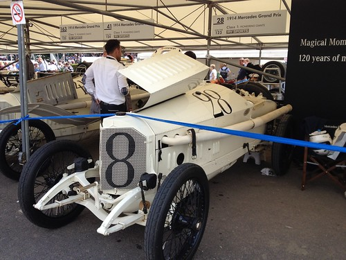 1914 Mercedes | by GaryCox
