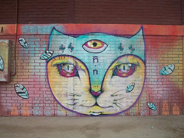 Ñ.N murales.