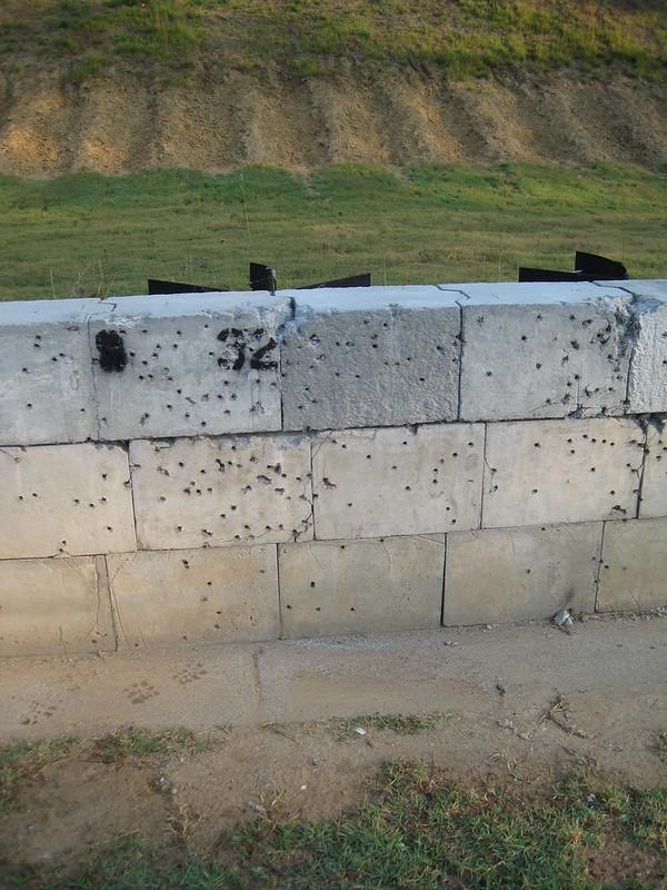 Marine pistol mess 1