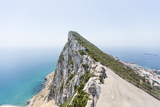 Cable Car Top Station, Rock of Gibraltar, Gibraltar | by virt_
