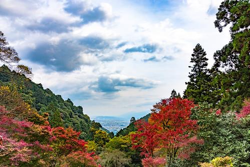 saijo city view landscape nishiyamakoryu temple d7200 nikon sigma 1770mm 1770