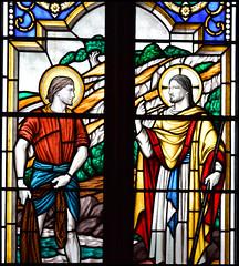 Christ summons St Andrew (Francis Skeat, 1965)