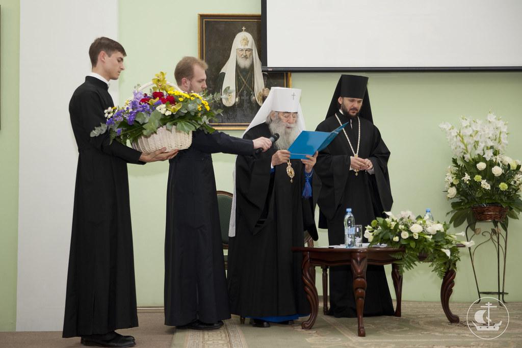 15 июня 2013, Выпускной акт в СПбПДА