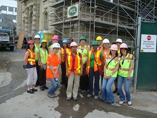 Don Jail Construction Tour, June 19, 2012