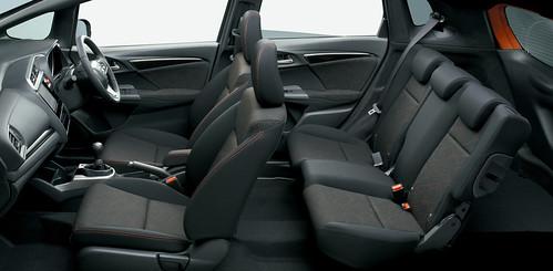 2015 Honda Fit Japanese Version (12) - SMADEMEDIA.COM MediaGalleria Photo