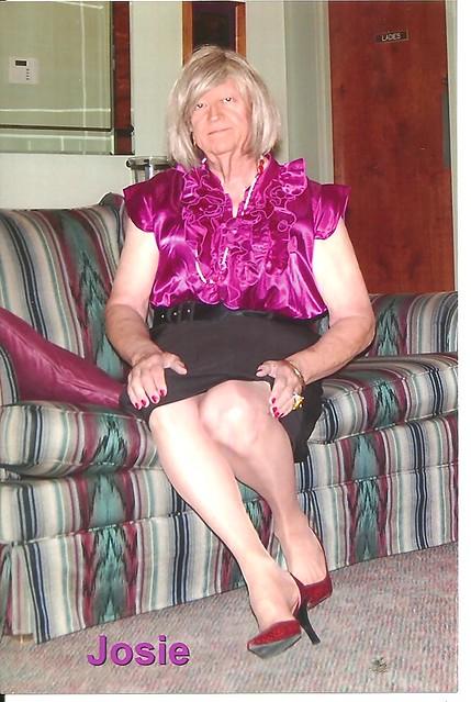 13 Josie @ Elks Club Martinez Ga 11062013-3 size 10 - 4 inch heel D'Orsay style pumps by Coup D'Etat
