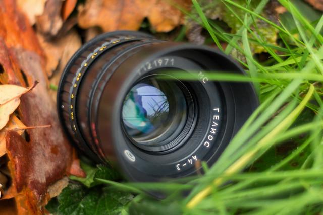 Zenit Helios 44-3 58mm ƒ/2 preset (Зенит Гелиос 44-3)