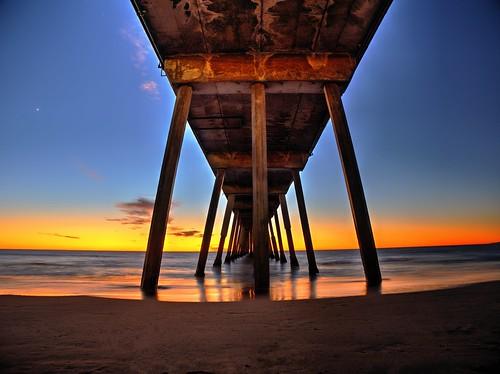 Hermosa Beach Pier - California #flickr12days