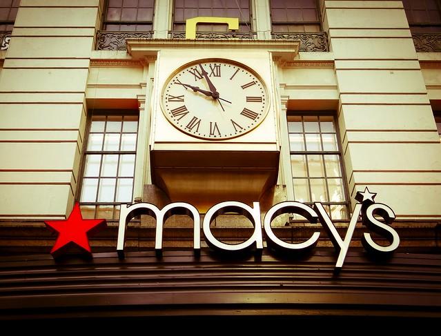 Macy's, NYC