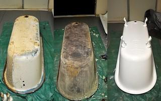 2012-01-26 Clawfoot bathtub strip and prep 06 | by ericdodds