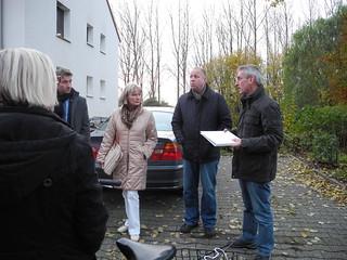 Ortsteilbegehung mit Ratskandidat Holder Kahl | by spd.altluenen