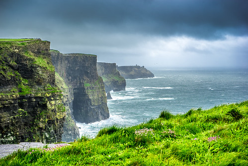 Cliffs of Moher, Liscannor, Ireland | by Giuseppe Milo (www.pixael.com)
