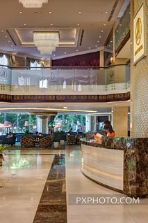 Lobby - Army Hotel