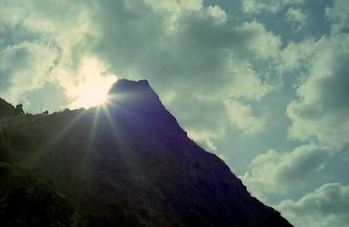 "Image titled ""Heading for the Sun, Edinburgh."""