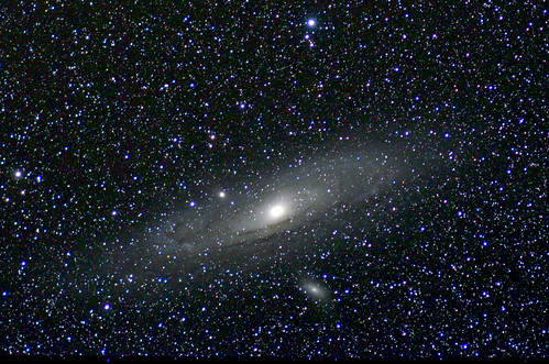fast m31 not pumped