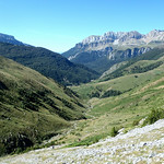Pirineos 2013 - Día 3: Travesía Oza (valle de Echo) - Linza (valle de Ansó) por Ibón Acherito