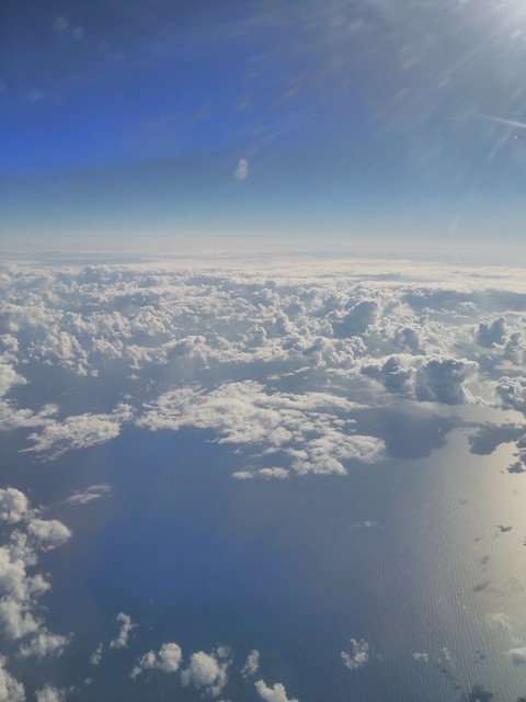 30 000 feet over Russia
