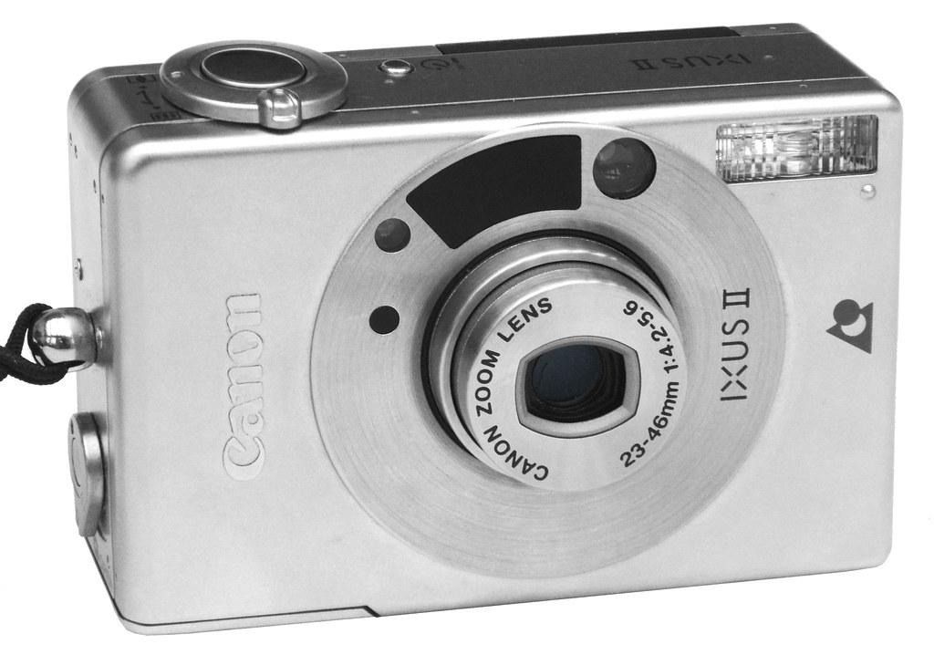 d7b86c7d4a9 Canon Ixus II (APS) | In einer kleinen Sammlung von APS-Kame… | Flickr