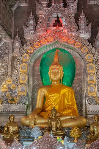 2013-11-14 Thailand Day 07, Wat Si Supan, Chiang Mai   by Qsimple, Memories For The Future Photography
