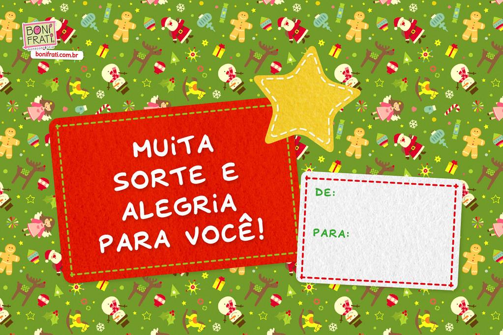 Cartao De Natal Para Imprimir Um Mimo Criado Especialmente Flickr