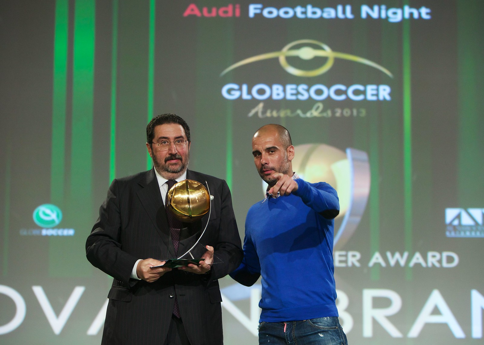 Globe Soccer Awards 198