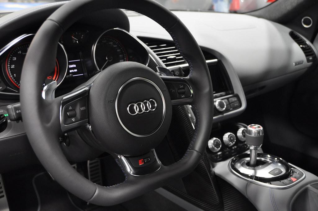 2014 Audi R8 Steering Wheel Maria Palma Flickr