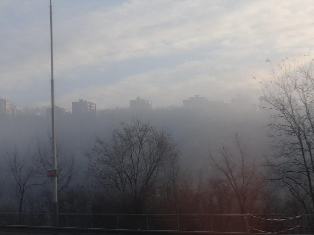 In Prag steht als letzter Banktag noch Wassersport auf der Zielsetzung 00577