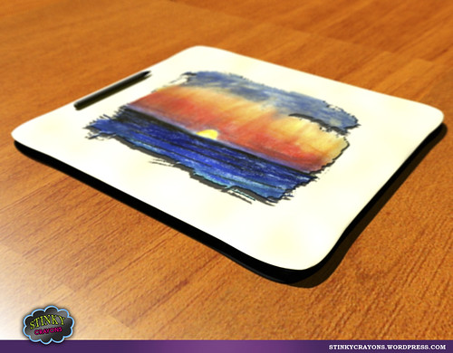 3D Mouse Pad - Ooooo! | by STINKY CRAYONS