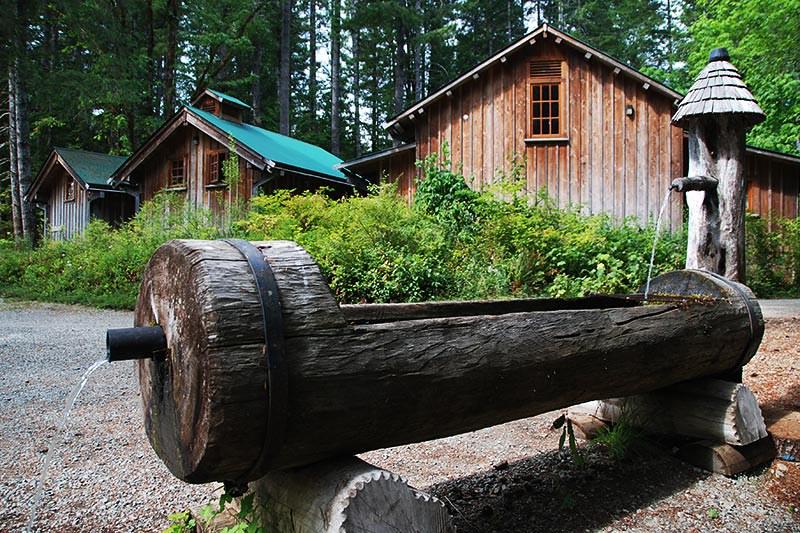 Mclean Steam Sawmill, Port Alberni, Alberni Valley, Vancouver Island, British Columbia