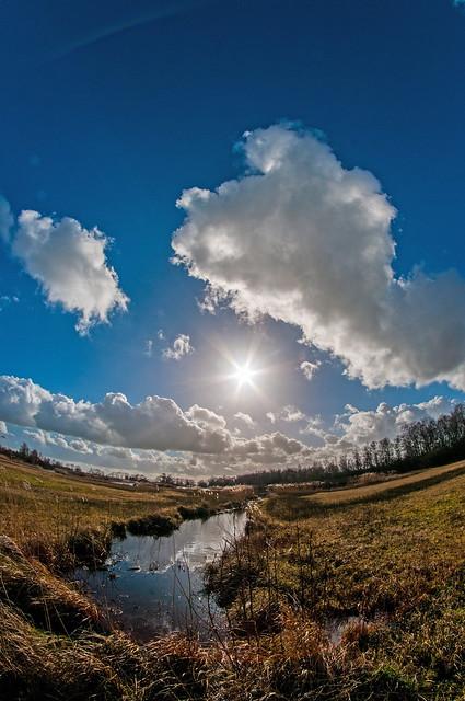 Dutch fisheye landscapes - 3