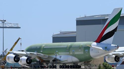 Roll Out msn165 F-WWSJ 5/6/2014 | by A380_TLS_A350