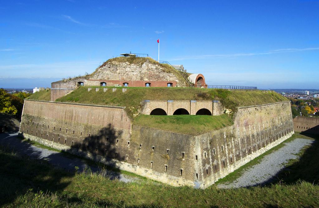 maastricht - sint-pietersberg - fort sint - pieter 2 | flickr