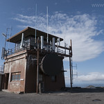 Lookout on Mt. Washburn