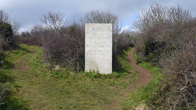 A L Rowse Monument