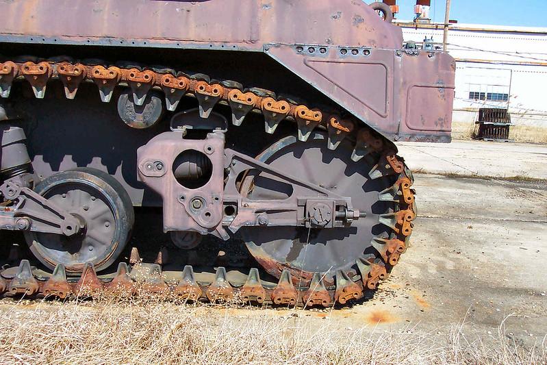 M7軽戦車(4)
