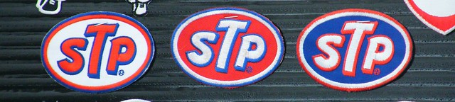 STP patches.