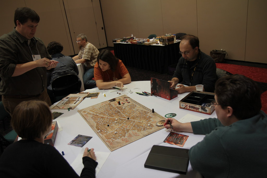 Games and Gaming in Libraries
