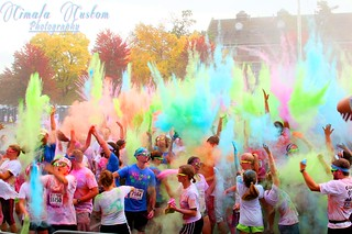 Color Me Rad - Join the Revolution | by LadyDragonflyCC - >;<