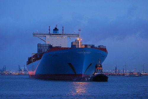 haven port ship belgium vessel container antwerp schip maersk eugenmaersk 9321550